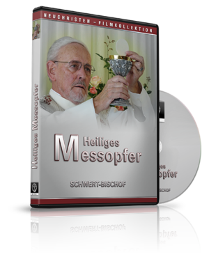 Heiliges Messopfer – DVD
