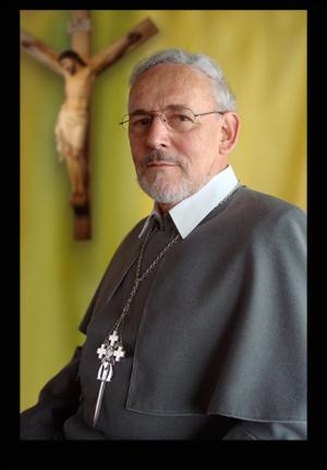 Foto des Schwert-Bischofs