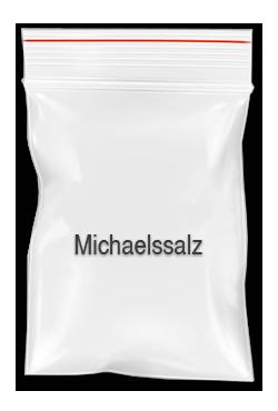 Hochgeweihtes Michaelssalz