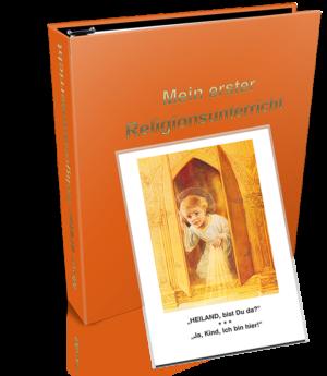 Mein erster Religionsunterricht – Ringordner